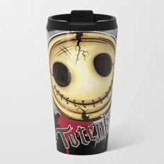 Totenknopf Metal Travel Mug