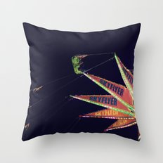 All The Pretty Lights - VII Throw Pillow