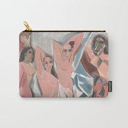 Les Demoiselles d'Avignon - Picasso Carry-All Pouch