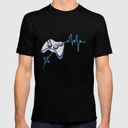 Gamer Heartbeat T-shirt