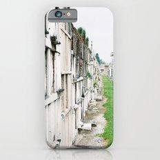 New Orleans Graveyard  iPhone 6s Slim Case