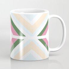 Mod stripes in Sorbet Mug