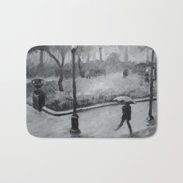 Scene Through the Lens Bath Mat