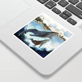 Bond V Sticker