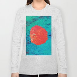 Red pearl Long Sleeve T-shirt