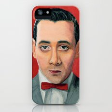 Pee-Wee Herman, A portrait iPhone (5, 5s) Slim Case