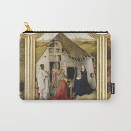 Hieronymus Bosch Magi Upton House Worship Carry-All Pouch
