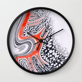 construction detail n. 1 Wall Clock