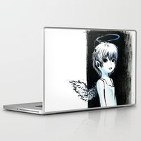 child Laptop & iPad Skins featuring Child by Vagelio