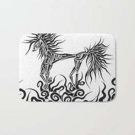 Tribal Horse Bath Mat