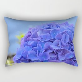 True Blue by Teresa Thompson Rectangular Pillow