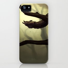 Wood Creeper iPhone Case