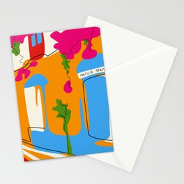 Colour Travel Stationery Cards