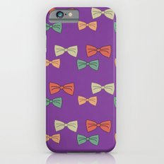 Hipster Bow Tie  Slim Case iPhone 6s