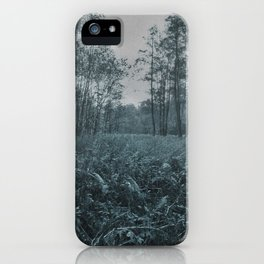 Moody weather iPhone Case