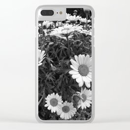Daisiesbunch Clear iPhone Case