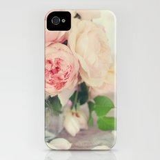 Still Life English Roses Slim Case iPhone (4, 4s)