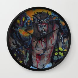 Do unto others. Wall Clock