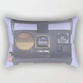 polaroids camera autofocus sun 660 Rectangular Pillow