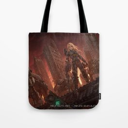 Rika Outcast Tote Bag