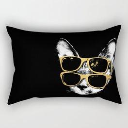 Johnny Rotten Rectangular Pillow