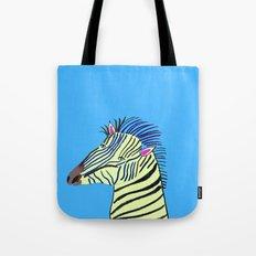 Zebra. Tote Bag