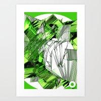 SLETTUCED Art Print