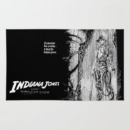 Indiana Jones and the Temple of Doom Rug