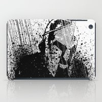 gladiator iPad Cases featuring The Gladiator by Matthew Dunn
