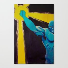 Mighty Acts Canvas Print