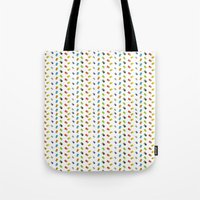 gameboy Tote Bags featuring GAMEBOY COLOR  by soycocon