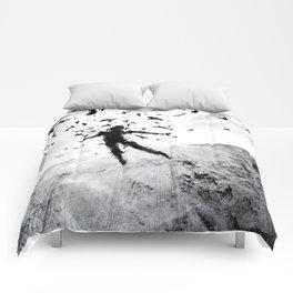 Birds in the head Comforters