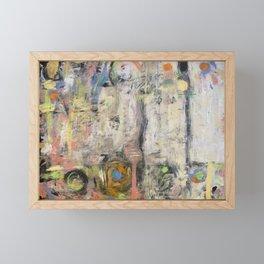 Global Warming Framed Mini Art Print