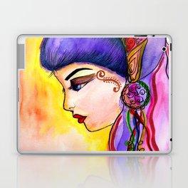 Gypsy Girl Laptop & iPad Skin