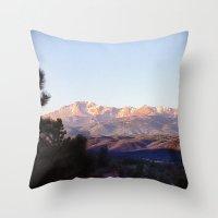 colorado Throw Pillows featuring Colorado by wendygray