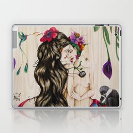 Frida Bilateral Laptop & iPad Skin