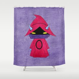 A Boy - Orko Shower Curtain