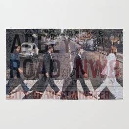 Abbey Road Rug