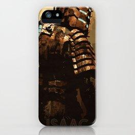 Isaac iPhone Case
