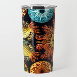 Sea Squirts (Ascidiacea) by Ernst Haeckel Travel Mug
