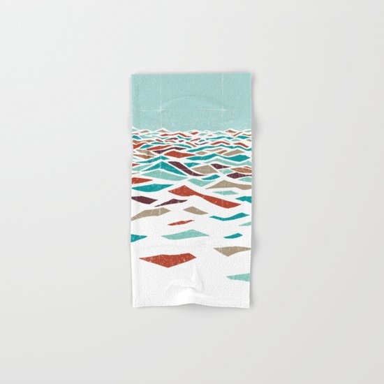 Sea Recollection Hand & Bath Towel