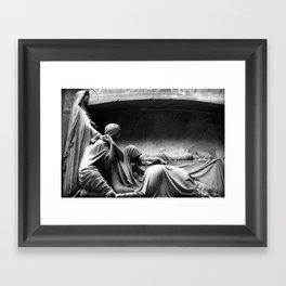 Closer - Joy Division Framed Art Print