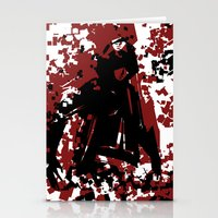 assassins creed Stationery Cards featuring Assassins by LitYousei