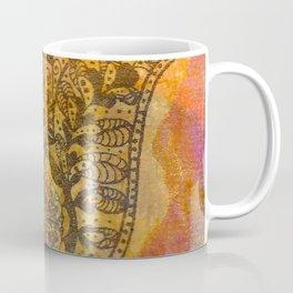 Sunrise Hamsa Coffee Mug