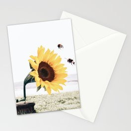 Music to my eyes II Stationery Cards