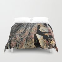stone Duvet Covers featuring Stone by LilyMichael Photography