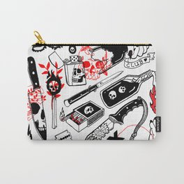 trouble maker Carry-All Pouch