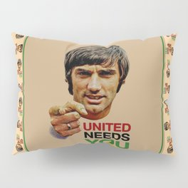 manchester united legend Pillow Sham