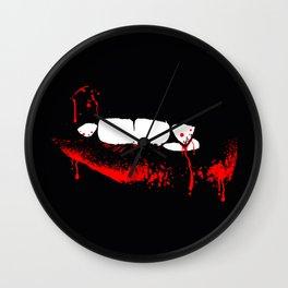 vampire Wall Clock