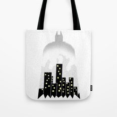There, in the shadows!  Tote Bag